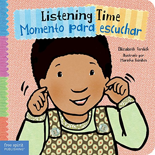 9781631981173: Listening Time / Momento para escuchar (Toddler Tools) (English and Spanish Edition)