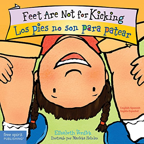 9781631981975: Feet are Not for Kicking / Los Pies no son para Patear (Best Behavior)