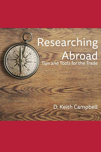 9781631992032: Researching Abroad: Tips and Tools for the Trade