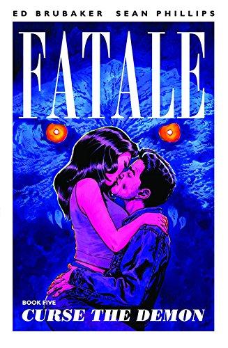 9781632150073: Fatale Volume 5: Curse the Demon (Fatale (Image Comics))
