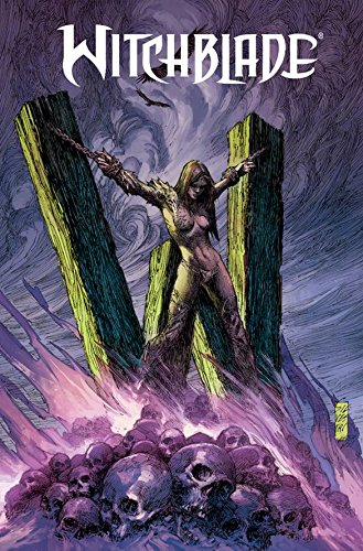9781632150257: Witchblade: Borne Again Volume 1