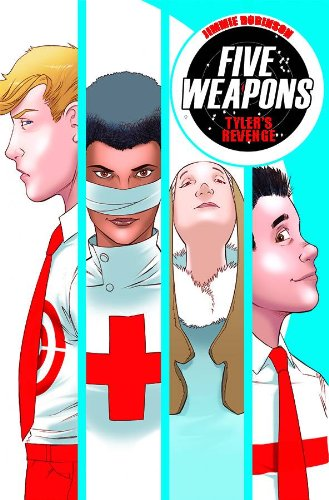 9781632150288: Five Weapons Volume 2: Tyler's Revenge