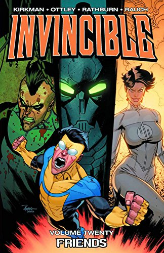 9781632150431: Invincible Volume 20: Friends