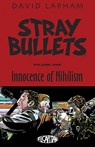 9781632151131: Stray Bullets 1: Innocence of Nihilism