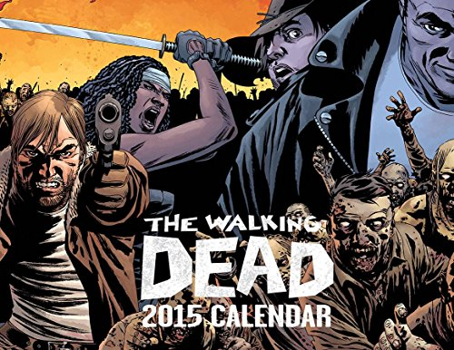 9781632152169: The Walking Dead 2015 Calendar