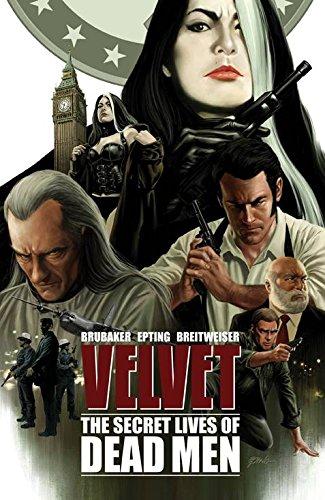 Velvet Volume 2: the Secret Lives of: Ed Brubaker
