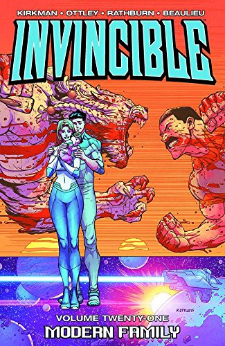 9781632153180: Invincible Volume 21: Modern Family