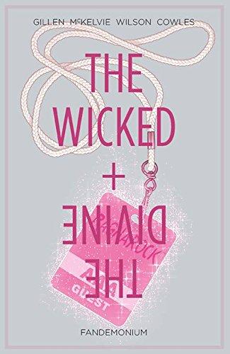 9781632153272: The Wicked + The Divine, Vol. 2: Fandemonium