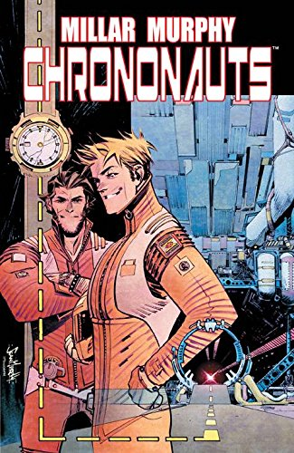 Chrononauts: Mark Millar
