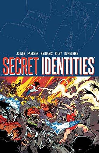 9781632154408: Secret Identities Volume 1