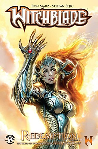 9781632154835: Witchblade: Redemption Volume 1-4 Set
