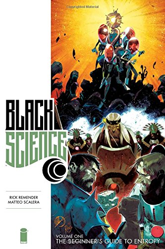 9781632154934: Black Science Premiere Hardcover: 1