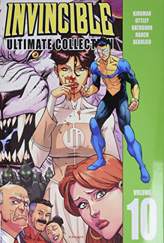 Invincible Ultimate Collection Volume 10 (Invincible Ultimate Coll Hc): Kirkman, Robert