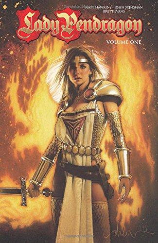 9781632155252: Lady Pendragon Volume 1