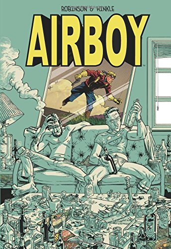 9781632155436: Airboy Deluxe Edition