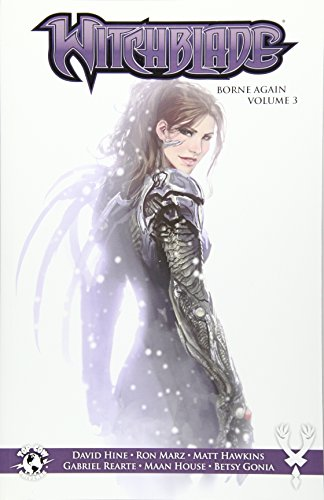 9781632156075: Witchblade: Borne Again Volume 3