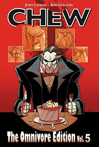 Chew, Volume 5 (Hardcover): John Layman