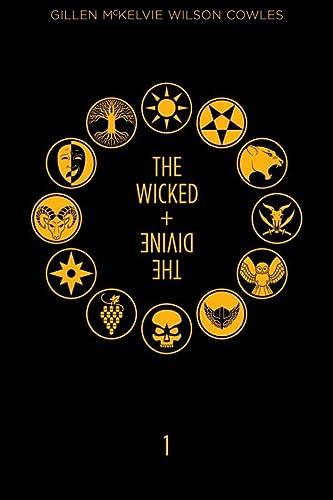 Wicked + the Divine Deluxe Edition (Hardcover): Kieron Gillen