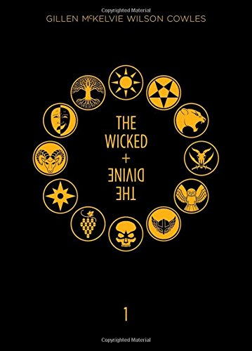 9781632157287: The Wicked + The Divine Deluxe Edition: Year One
