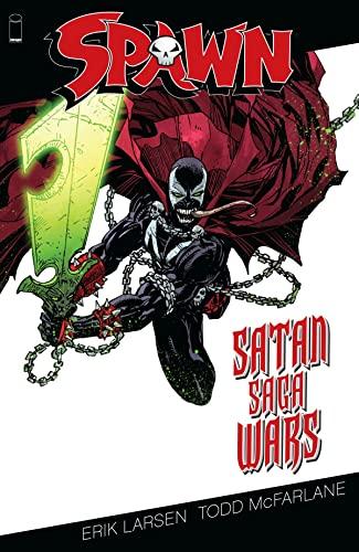9781632158079: Spawn: Satan Saga Wars