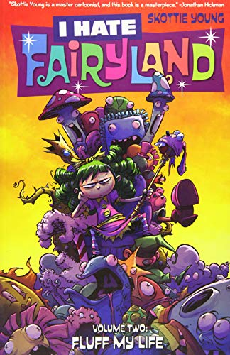 9781632158871: I Hate Fairyland Volume 2: Fluff My Life