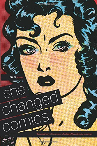 CBLDF Presents: She Changed Comics: Betsy Gomez