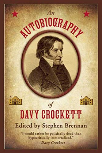 9781632204844: An Autobiography of Davy Crockett