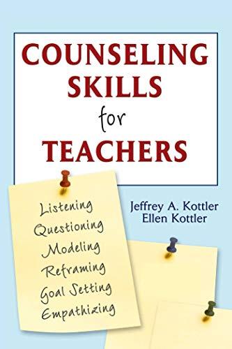 9781632205537: Counseling Skills for Teachers