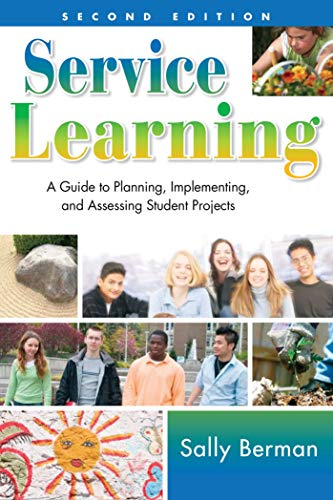 9781632205704: Service Learning: A Guide to Planning, Implementing, and Assessing Student Projects