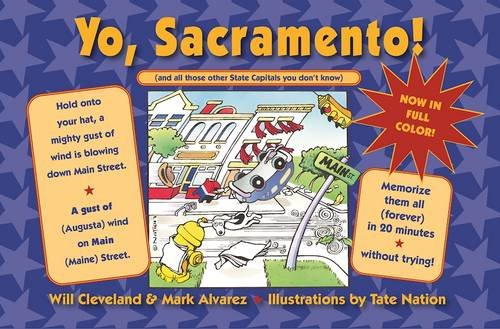 9781632260819: Yo Sacramento! (And all those other State Capitals you don't know)