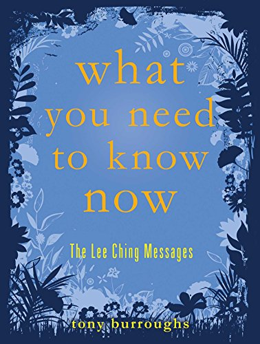 What You Need to Know Now: How Setting Intentions Can Change the Direction of Your Life: Burroughs,...