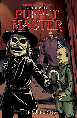9781632291073: Puppet Master Volume 1: The Offering