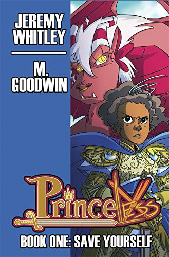 9781632291202: Princeless Book 1: Deluxe Edition Hardcover