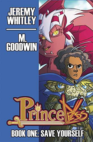 9781632291202: Princeless Book 1: Deluxe Edition Hardcover