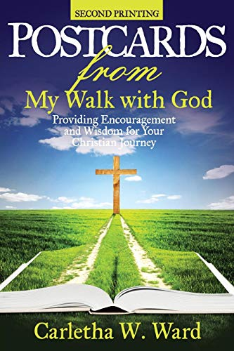 9781632325327: Postcards from My Walk With God