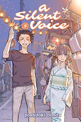 A Silent Voice 5: Yoshitoki Oima