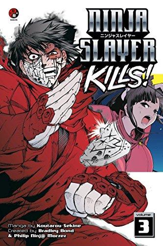 9781632360885: Ninja Slayer Kills 3