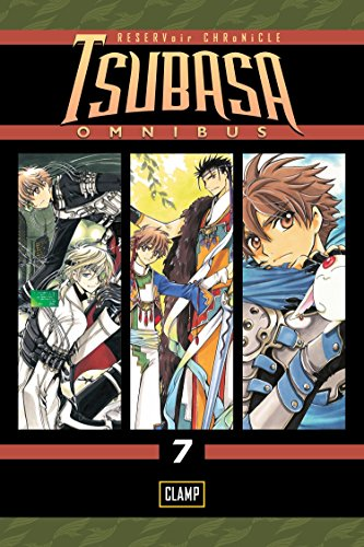 9781632361301: Tsubasa Omnibus 7