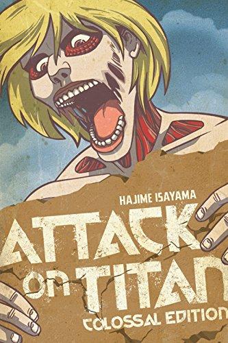 9781632361813: Attack on Titan 2: Colossal Edition