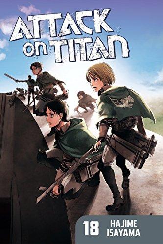 9781632362117: Attack on Titan 18