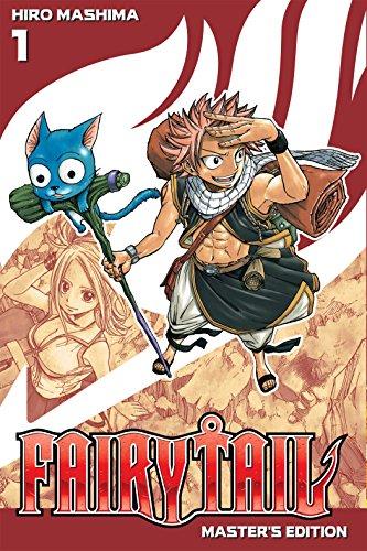 Fairy Tail Master's Edition Vol. 1 (Paperback): Hiro Mashima