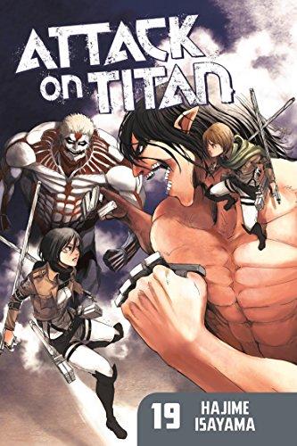 Attack on Titan 19 (Paperback)