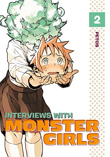 9781632363879: Interviews with Monster Girls 2