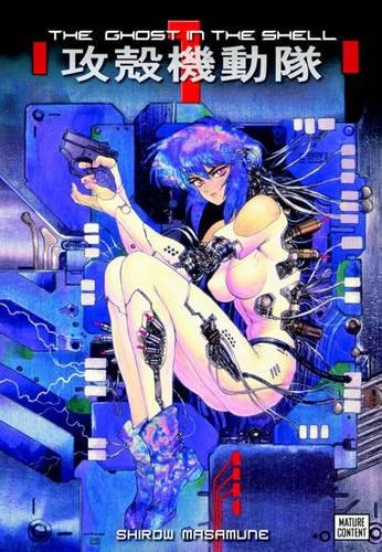 9781632364241: Ghost in the Shell 1 Movie Tie-In Edition, The