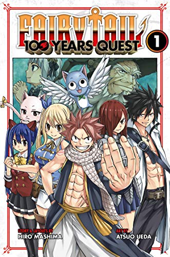 9781632368928: FAIRY TAIL: 100 Years Quest 1