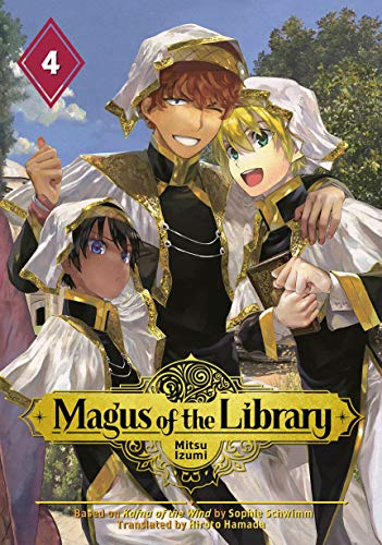 9781632369161: Magus of the Library 4