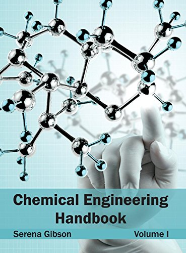 9781632380746: 1: Chemical Engineering Handbook: Volume I