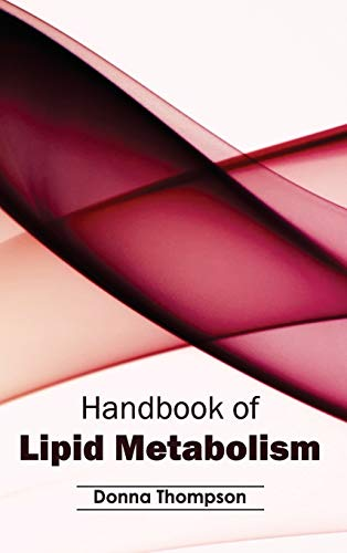 9781632394019: Handbook of Lipid Metabolism