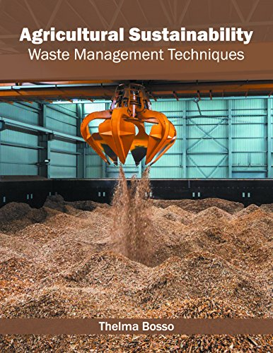 9781632397249: Agricultural Sustainability: Waste Management Techniques