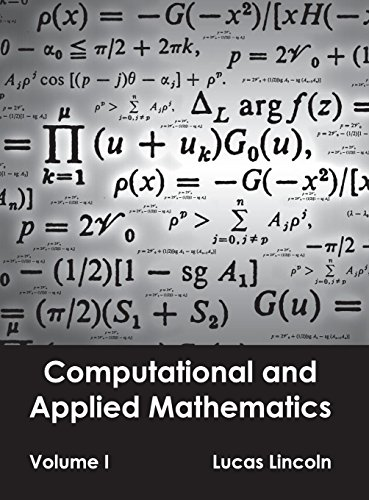 Computational and Applied Mathematics: Volume I